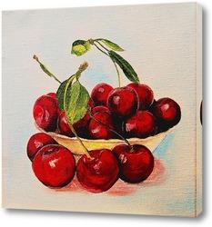 Картина Сочная вишня
