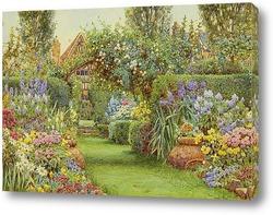 Постер Сад