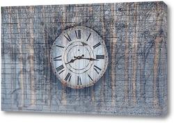 Постер Лесные часы