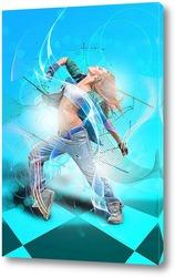 Постер Танец света