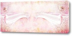 Постер Белоснежные мостики