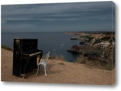 Постер Мелодия моря