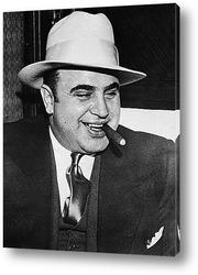Постер Аль Капоне-1