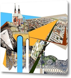 Постер Город