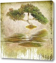 Постер Дерево арт