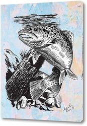 Картина Рыба