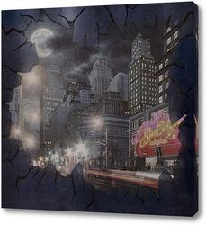 Постер Таинственный город