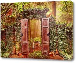 Постер Сказочный лес