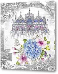 Постер Площадь Святого Марка