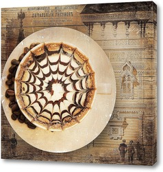 Постер Любимый кофе