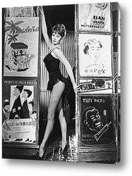 Постер Brigitte Bardot-06