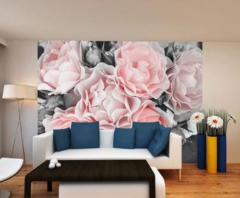 Фотообои Нежные розы