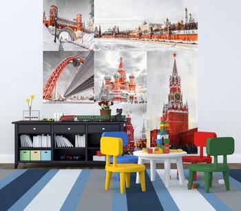 Фотообои Неповторимая Москва