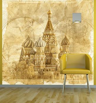 Фотообои Храм в Москве