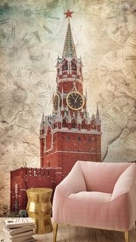 Фотообои Спасская башня. Кремль