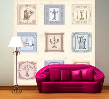 Фотообои Антикварная мебель