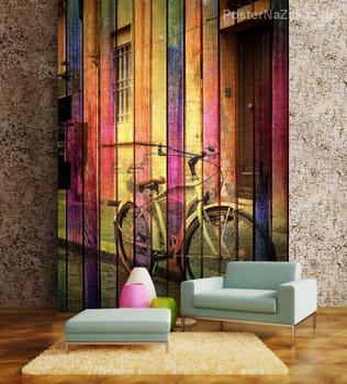 Фотообои Ретро велосипед