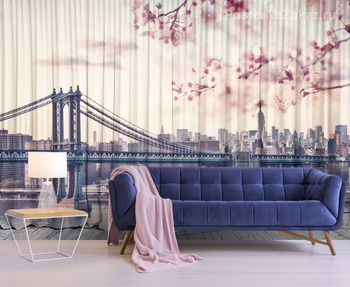 Фотообои Манхэттенский мост